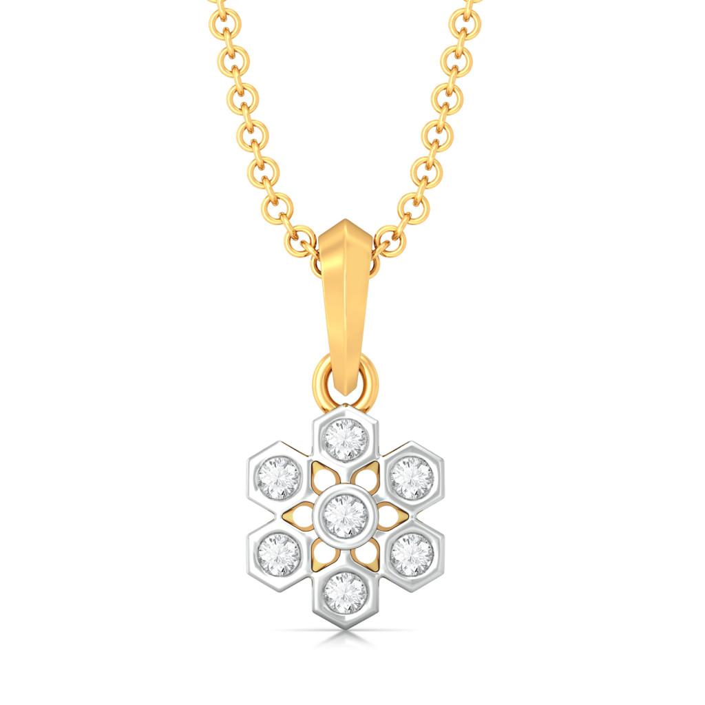 Star Gaze Diamond Pendants