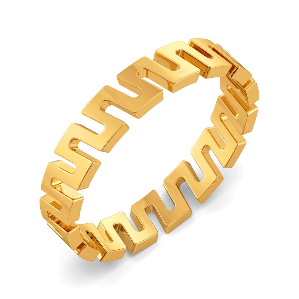Extra Drama Gold Rings