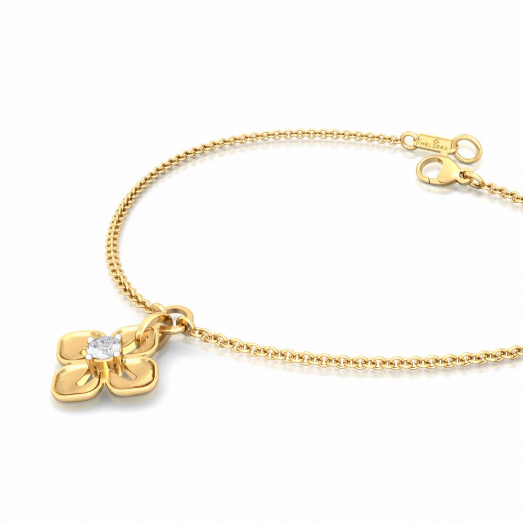 Baby Bloomers Diamond Bracelets