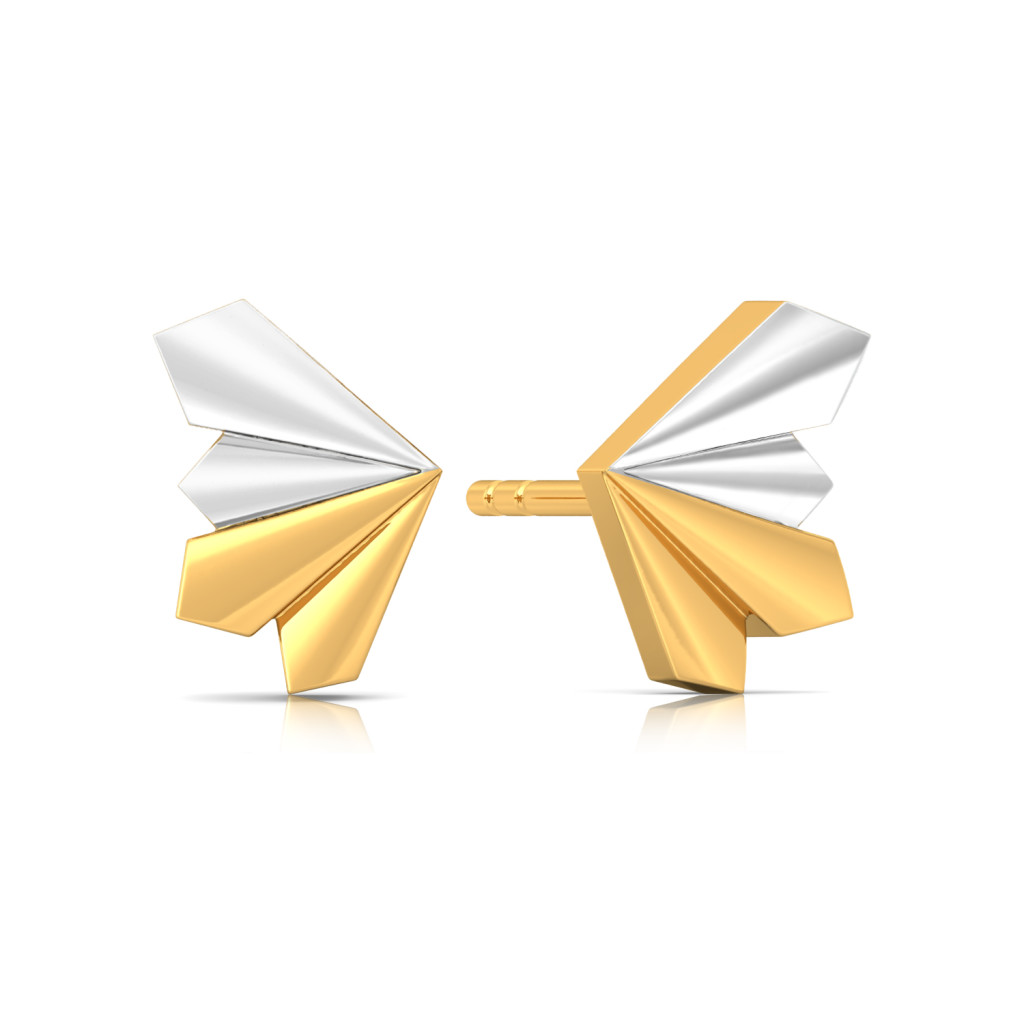 Ellectric Gold Earrings