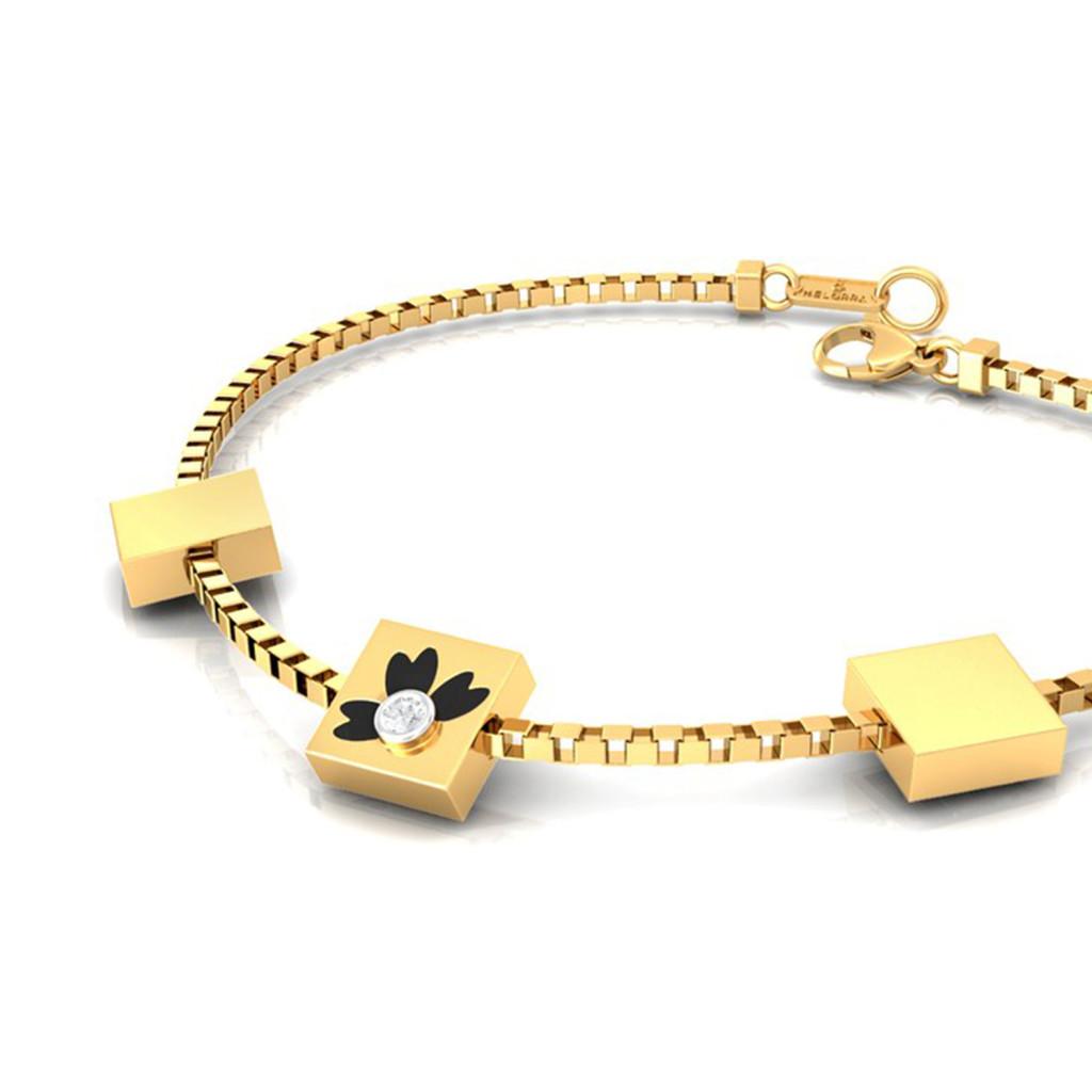 Coloroma Diamond Bracelets