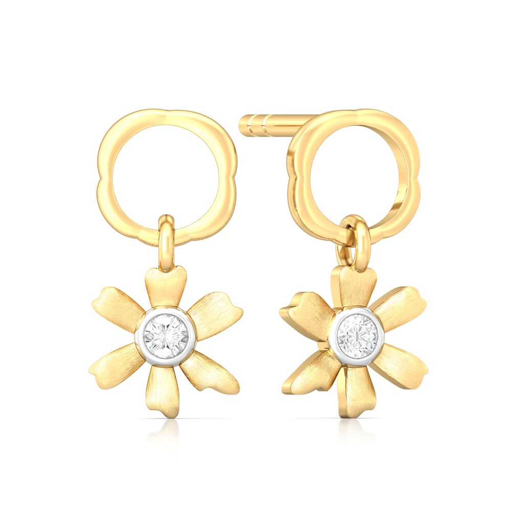 Spring promise Diamond Earrings