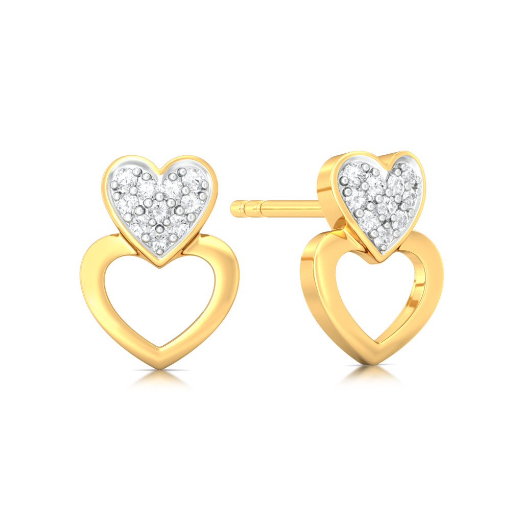 Grand Gestures Diamond Earrings