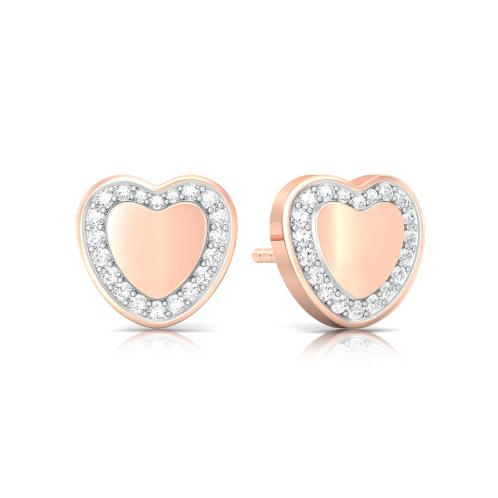 Beloved Diamond Earrings
