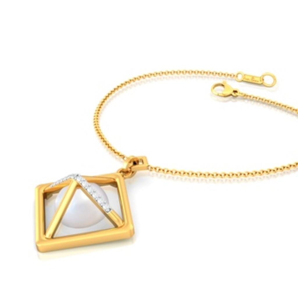 Pearls & Crosses Diamond Bracelets