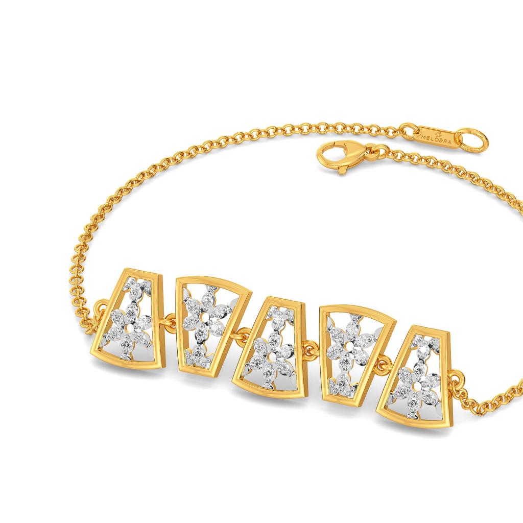 Brace for Lace Diamond Bracelets