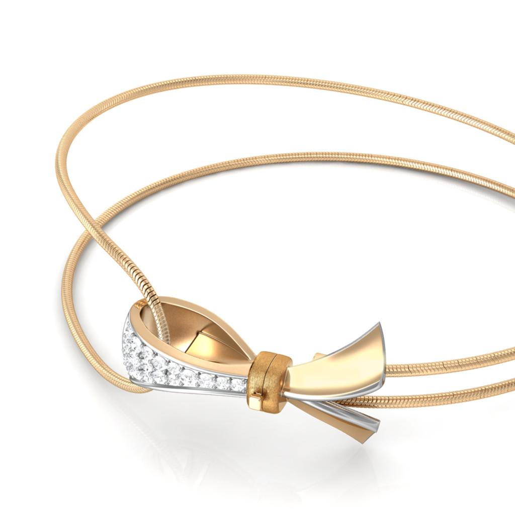 Knotty Affair Diamond Bracelets