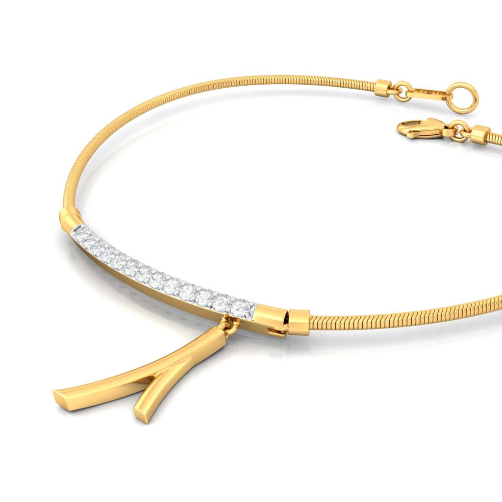 Cool Curves Diamond Bracelets
