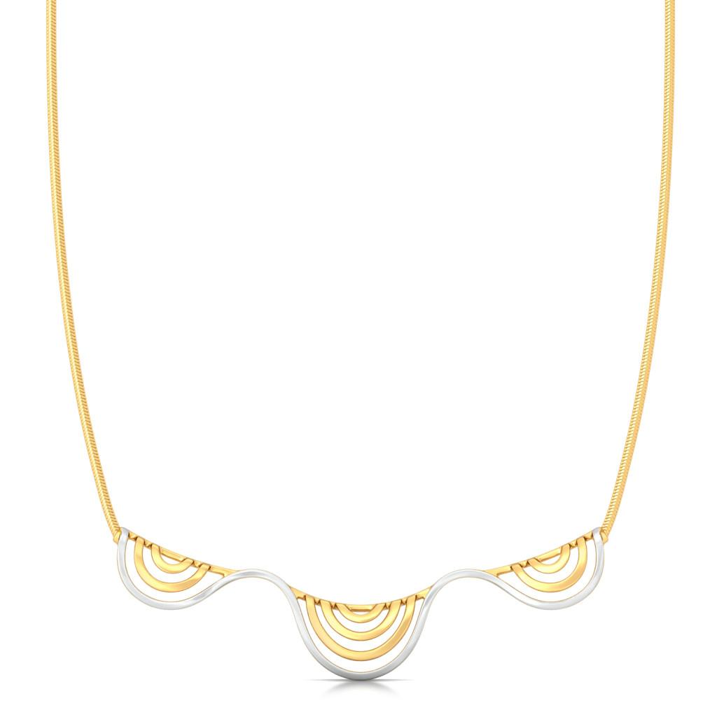 FourC Gold Necklaces