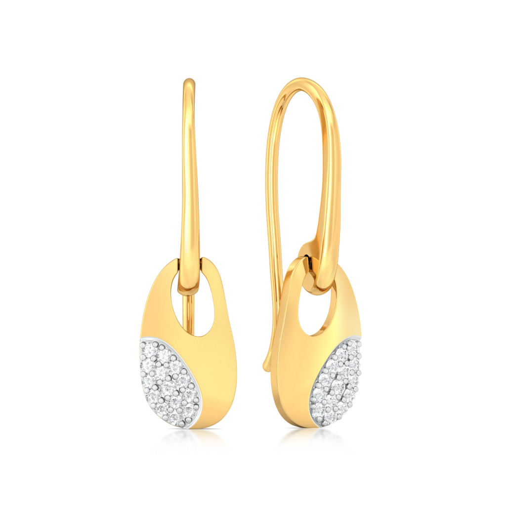 Sweet Spot Diamond Earrings