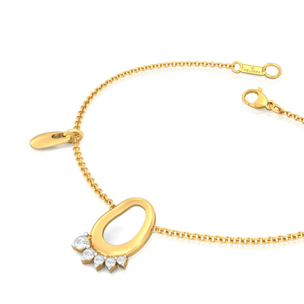 Pretty Pawsie Diamond Bracelets