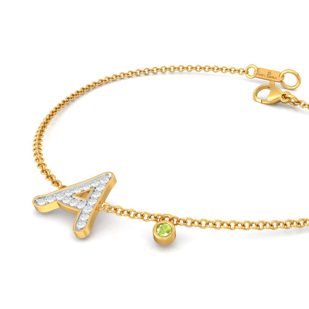 Alice! Diamond Bracelets