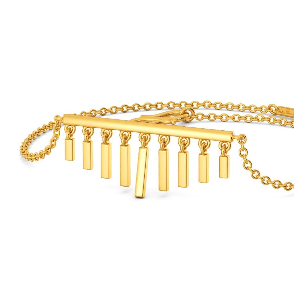 OTT Toss Gold Bracelets