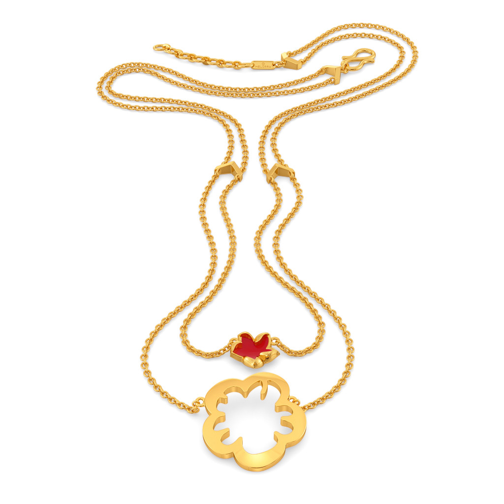 Redazzler Gold Necklaces