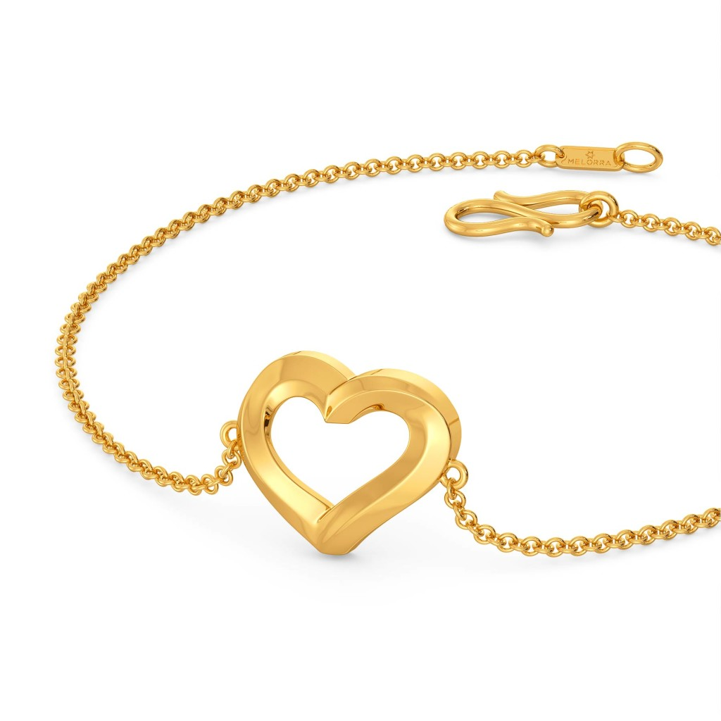 Subtle Signs Gold Bracelets