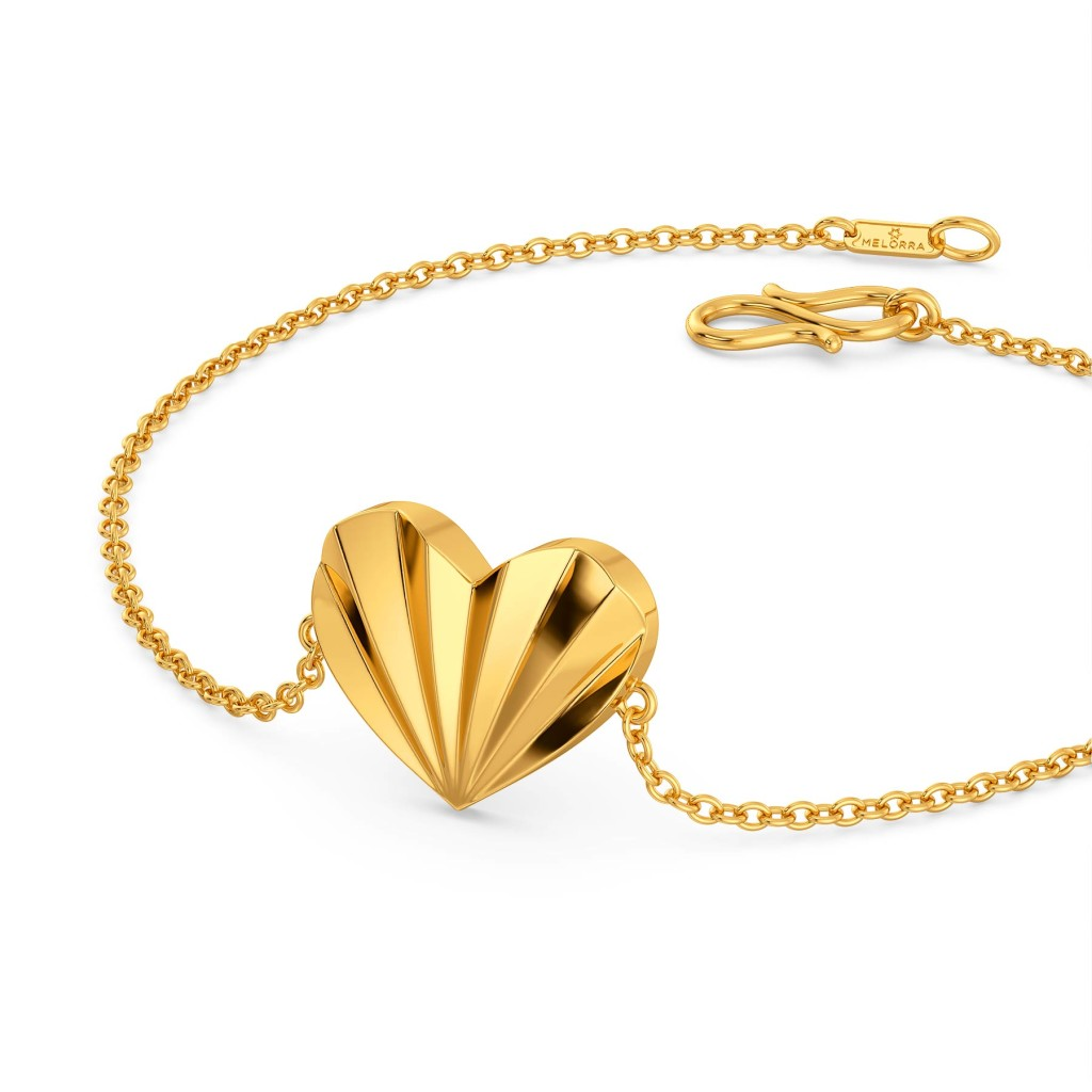 Radical Romance Gold Bracelets