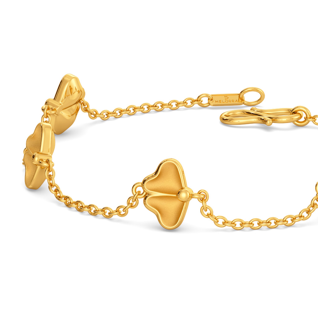Mad about Autumn Gold Bracelets