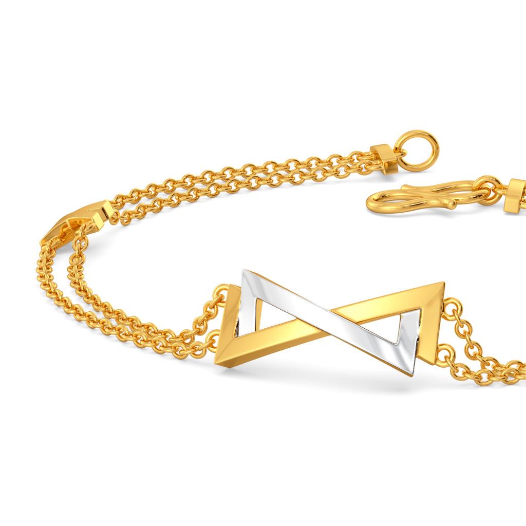 Tango-matic Gold Bracelets
