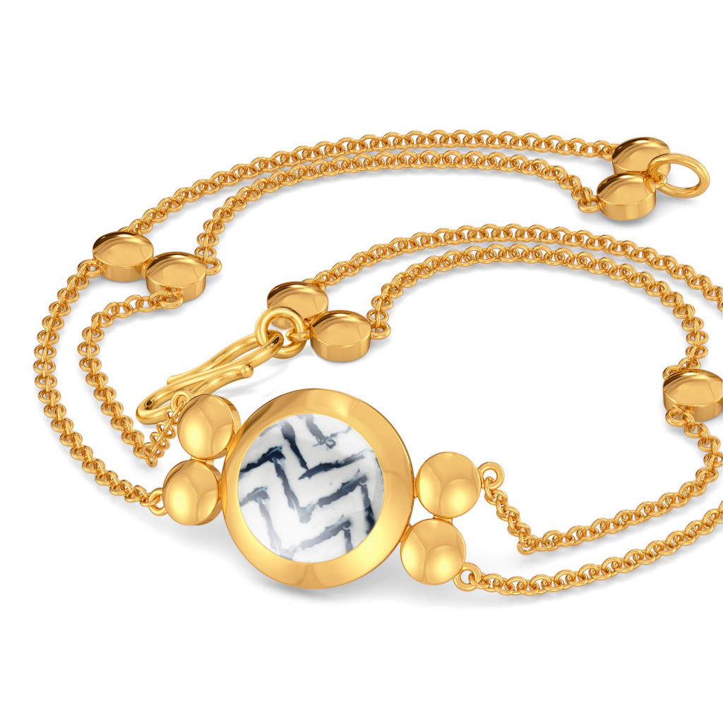 Hippie High Gold Bracelets