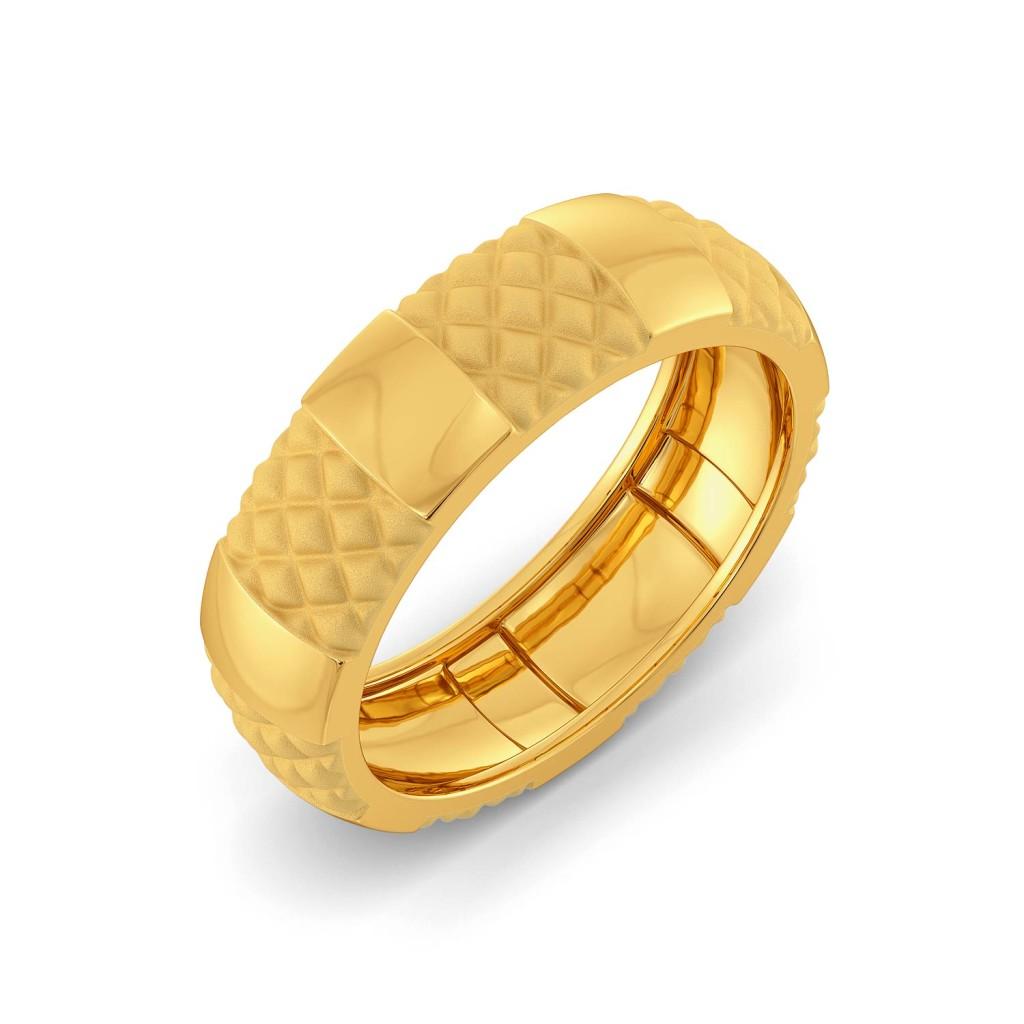 The Mamba Maze Gold Rings