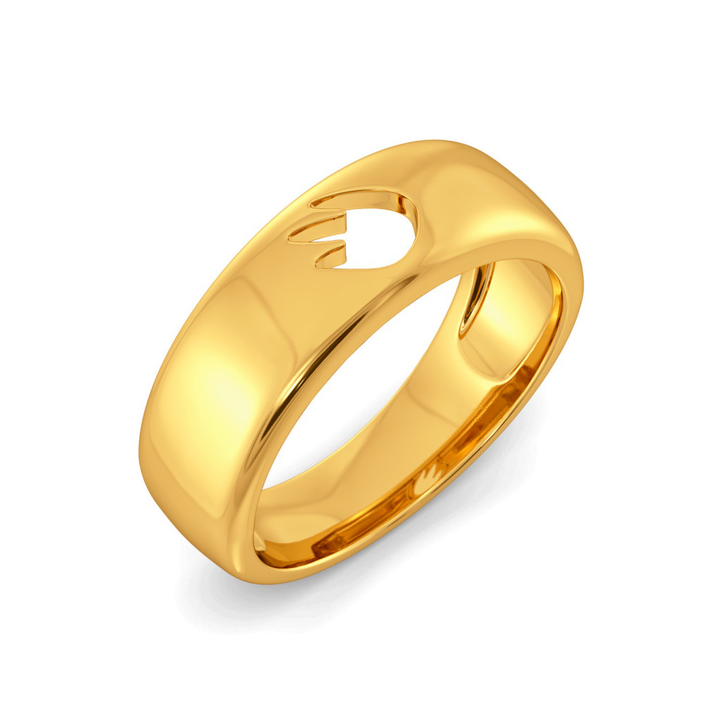 The Tropical Trivia Gold Rings