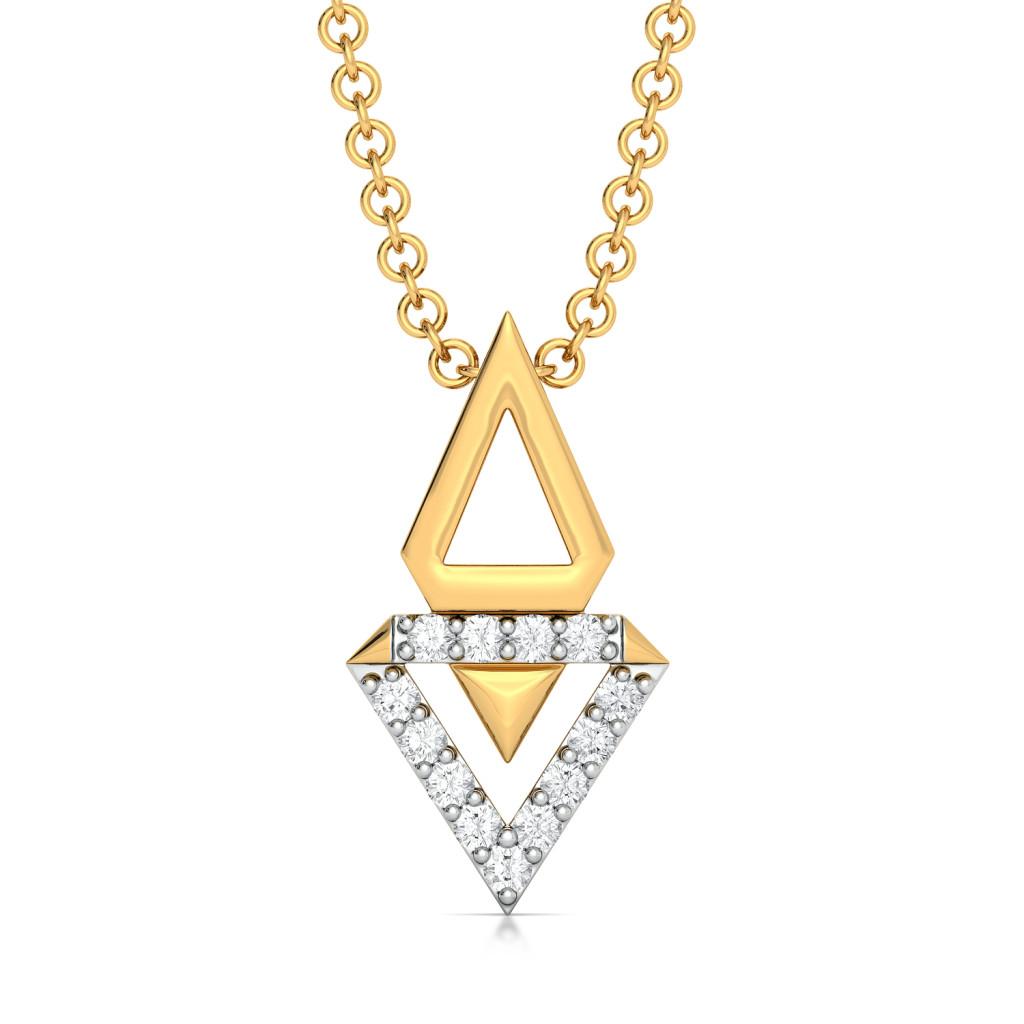 Two to Trio Diamond Pendants
