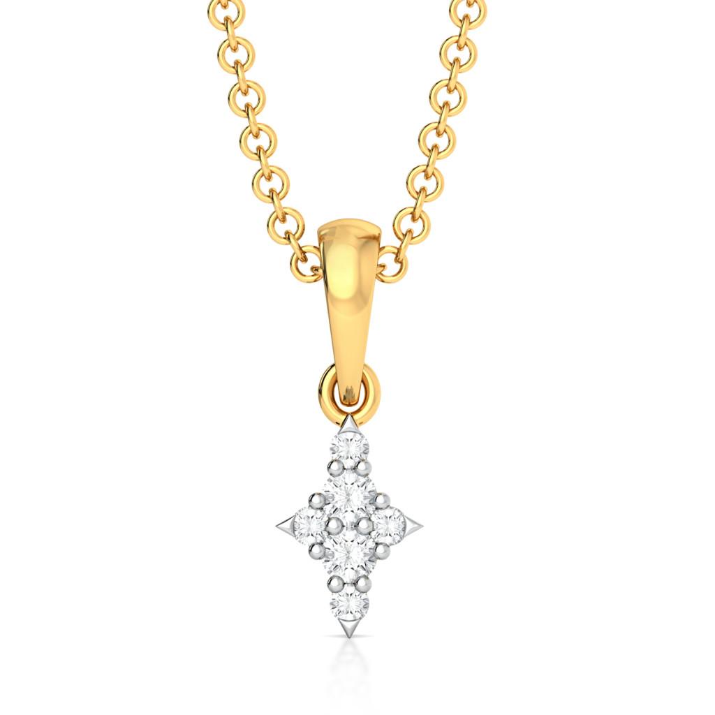 Extra Innings Diamond Pendants