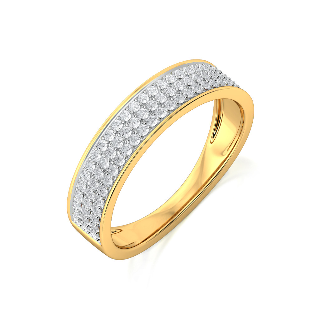Flash Bash Diamond Rings