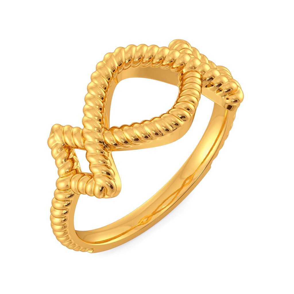 Fringe Refresh Gold Rings