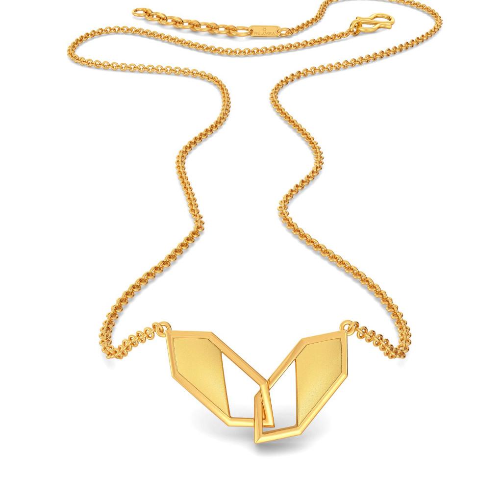 Slay it Subtly Gold Necklaces