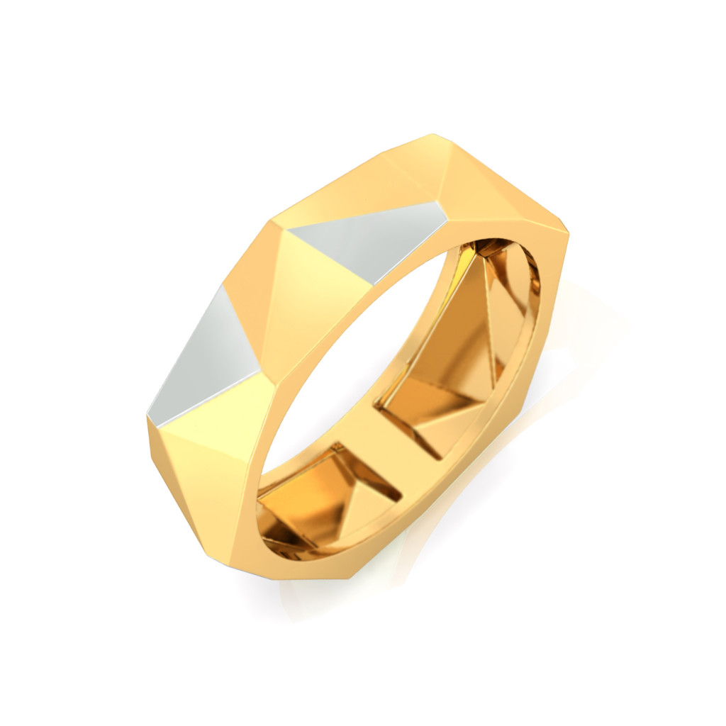 The Cryptic Code Gold Rings
