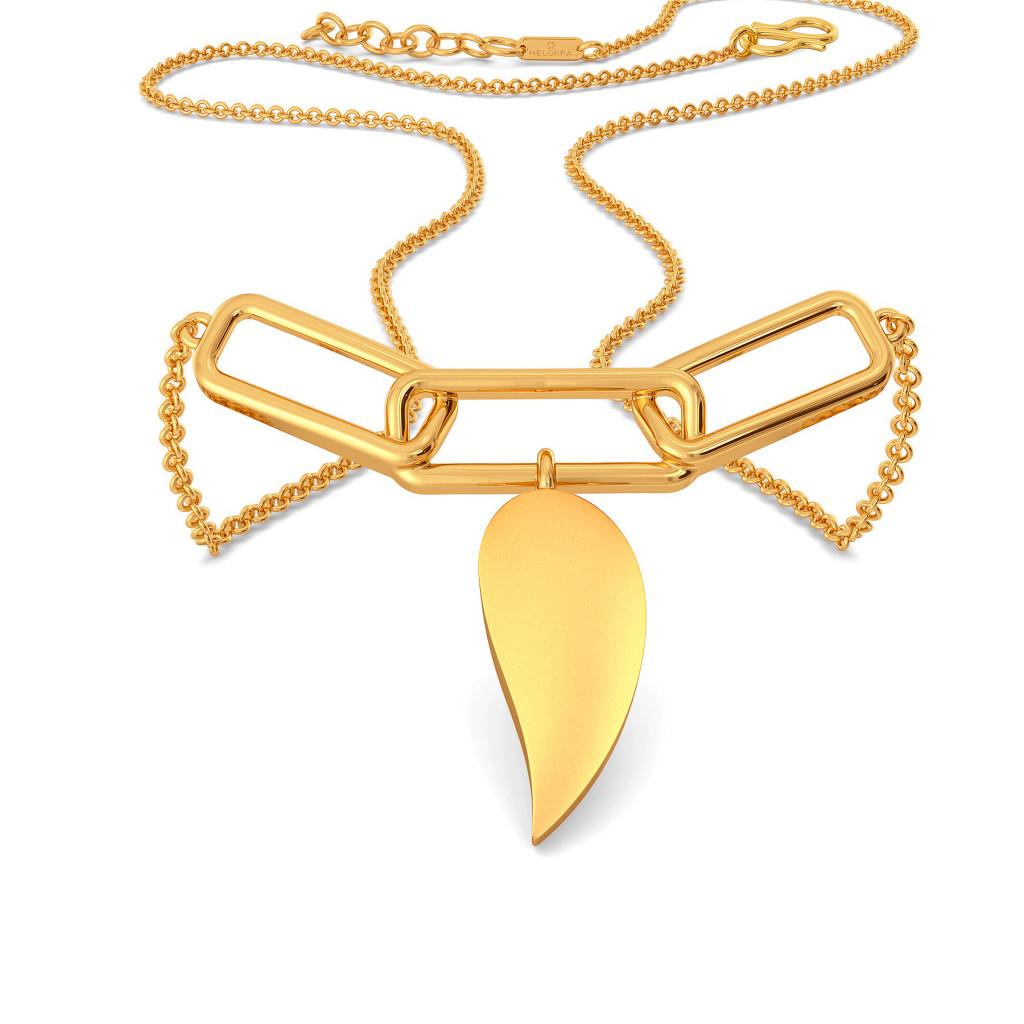 Sole Paizlie Gold Necklaces