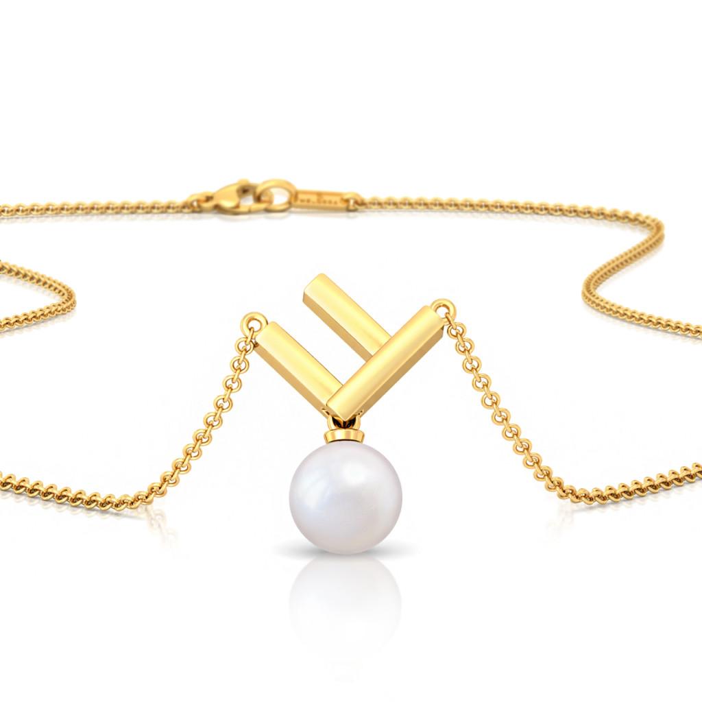 Pearl-o-panache Gemstone Necklaces