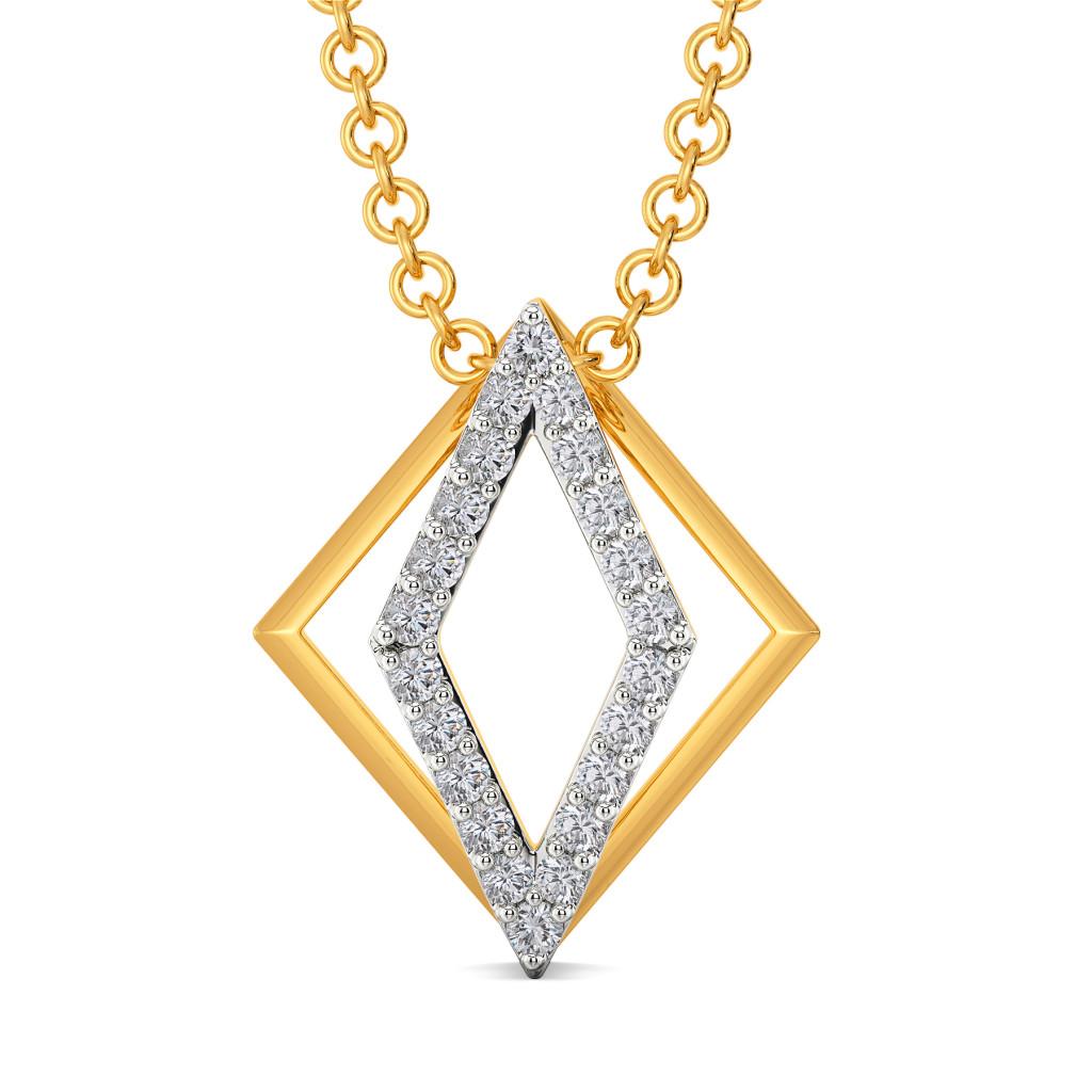Power Packed Diamond Pendants