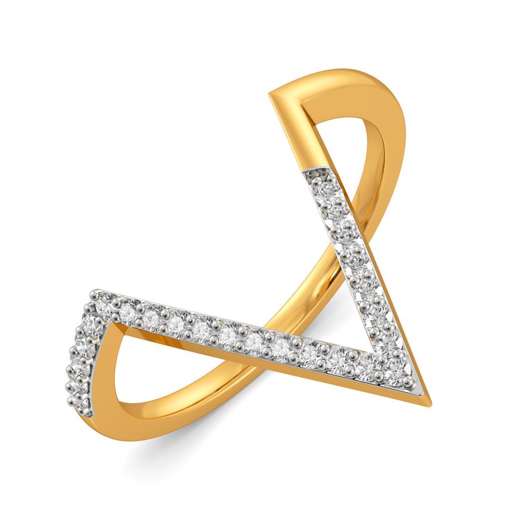 Diamond Dominance Diamond Rings