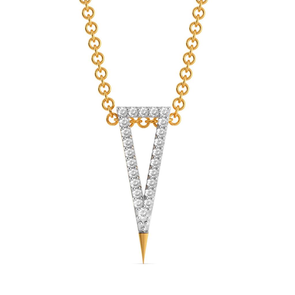 Bold Boardroom Diamond Pendants