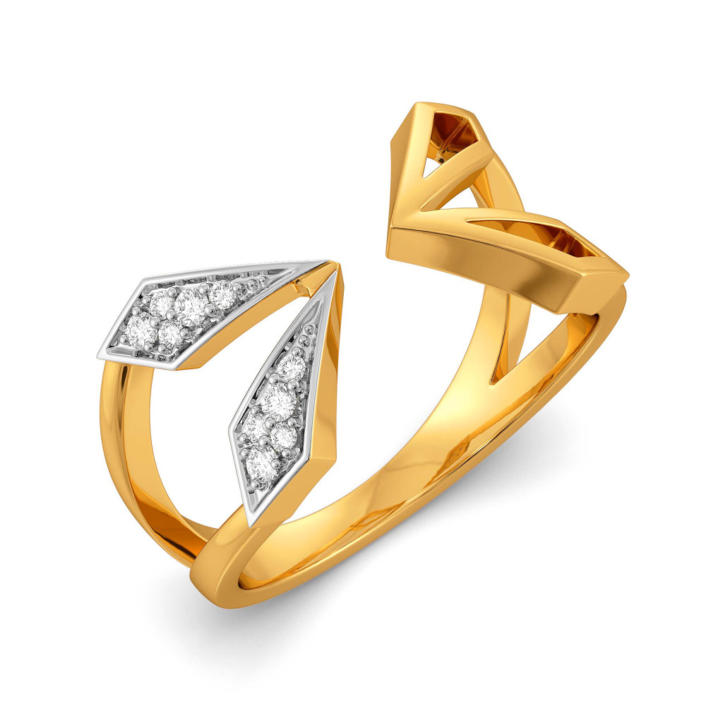 Pretty Powerful Diamond Rings