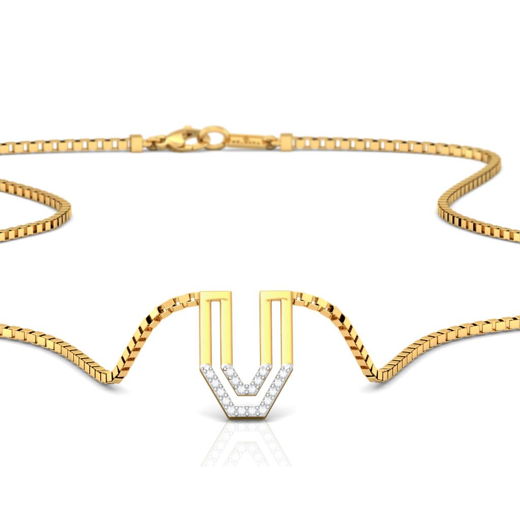 Doubliner Diamond Necklaces