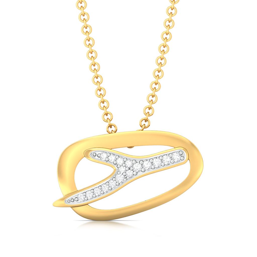 Animal Song Diamond Pendants