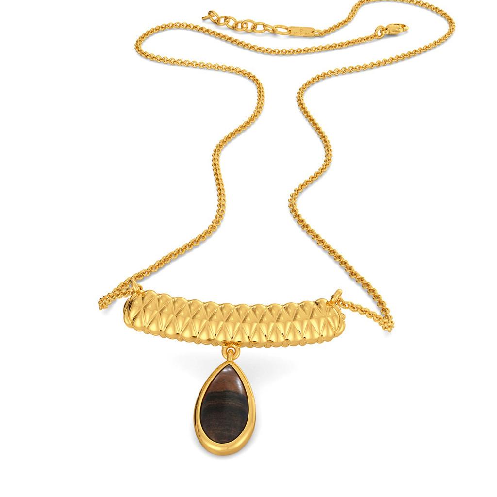 Rattle Tattle Gemstone Necklaces