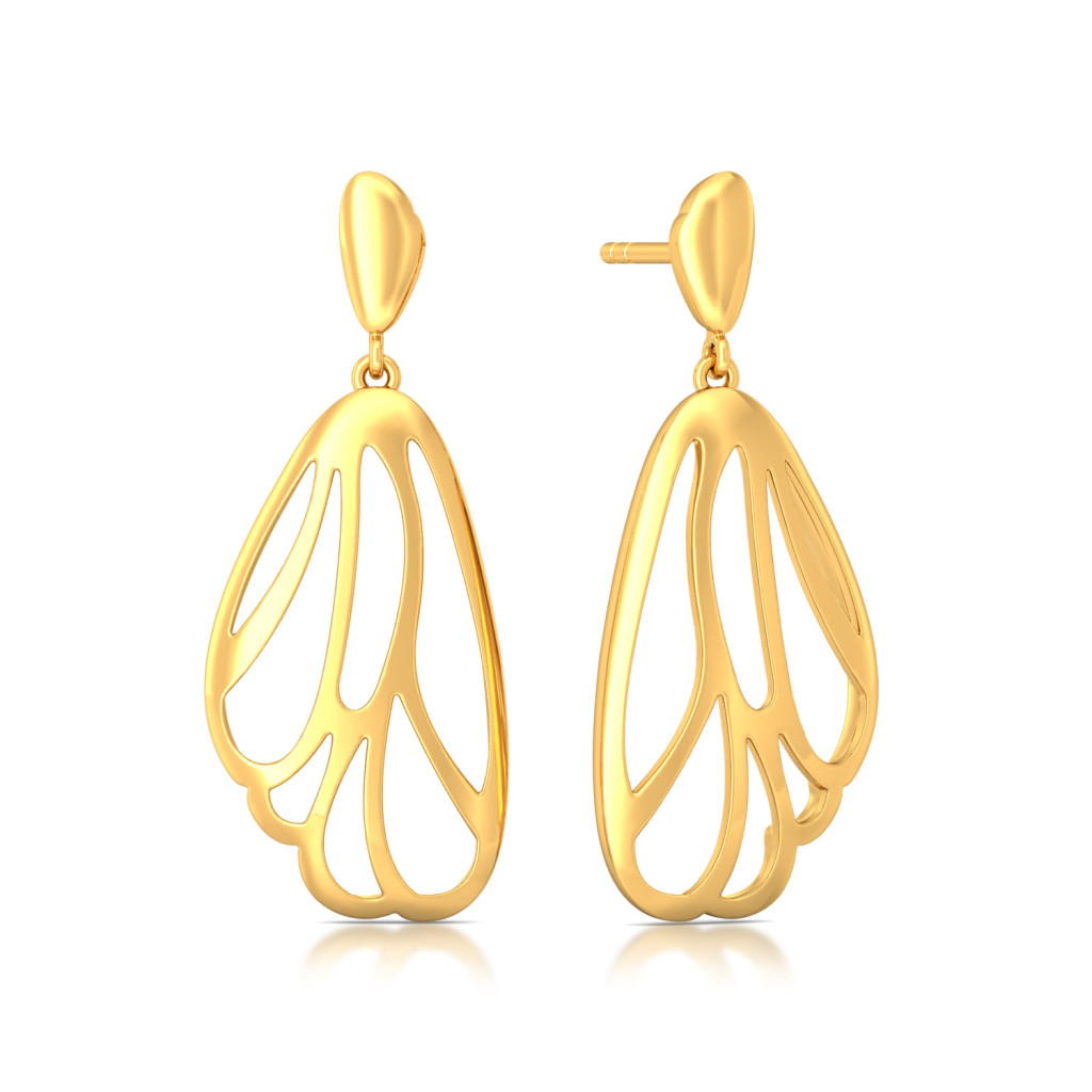 Inspire Magic Gold Earrings