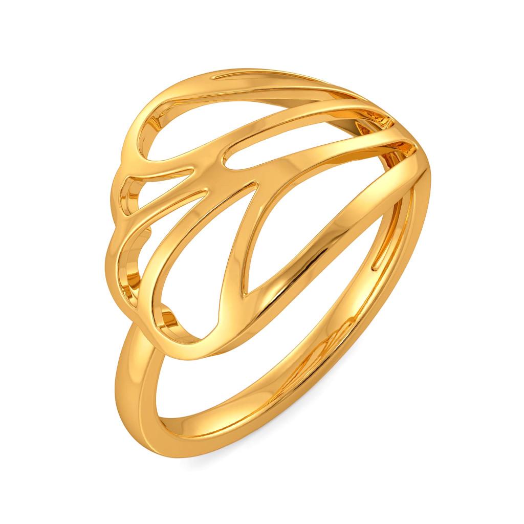Inspire Magic Gold Rings