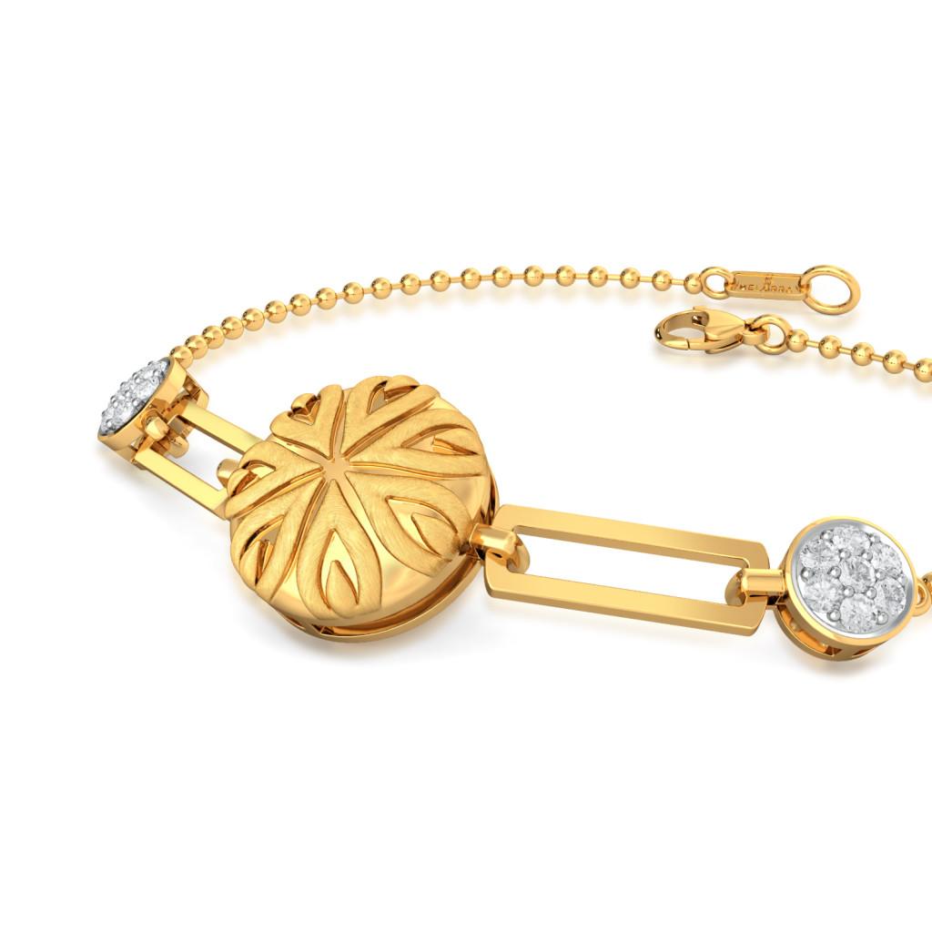 Mandala Magic Diamond Bracelets
