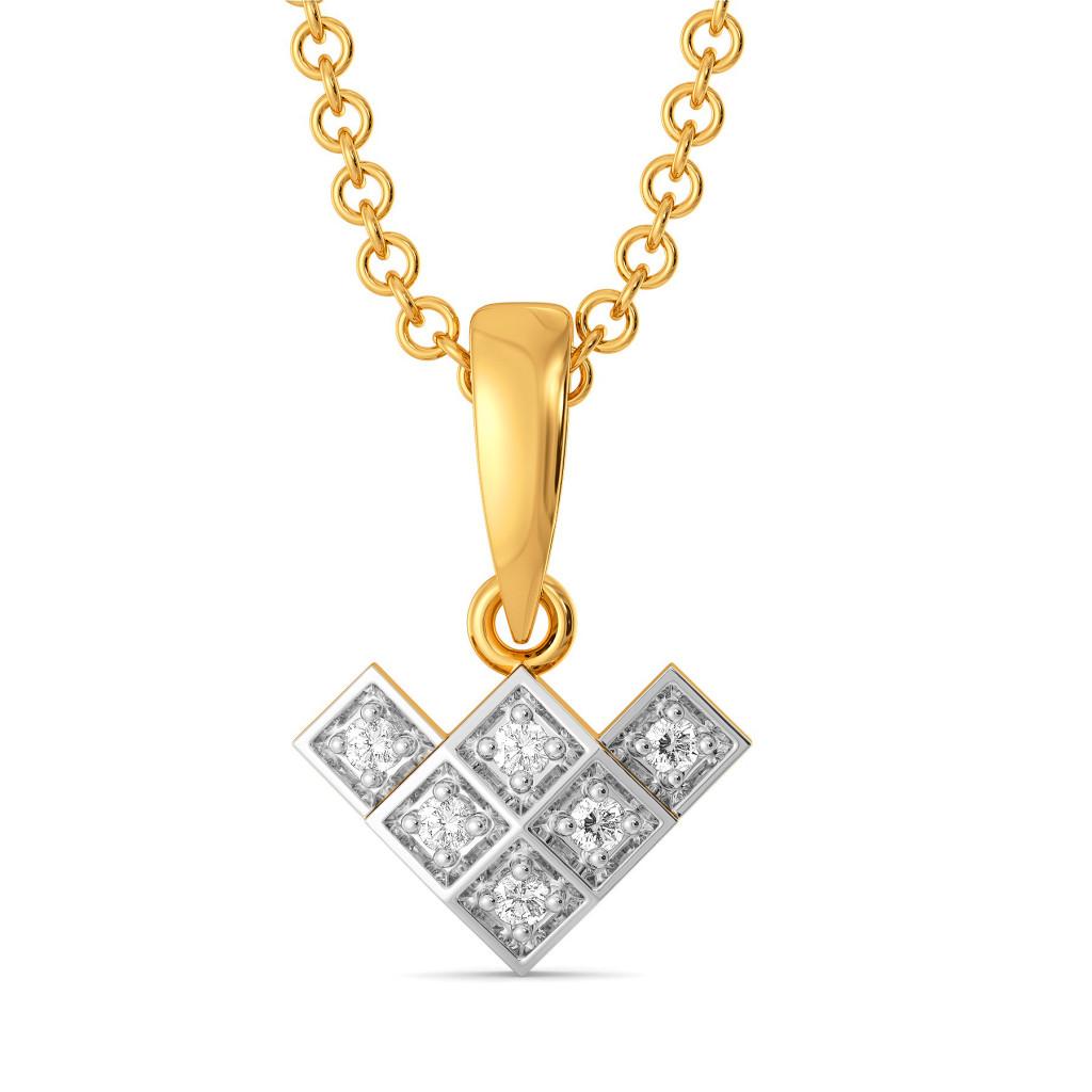 Check Choice Diamond Pendants