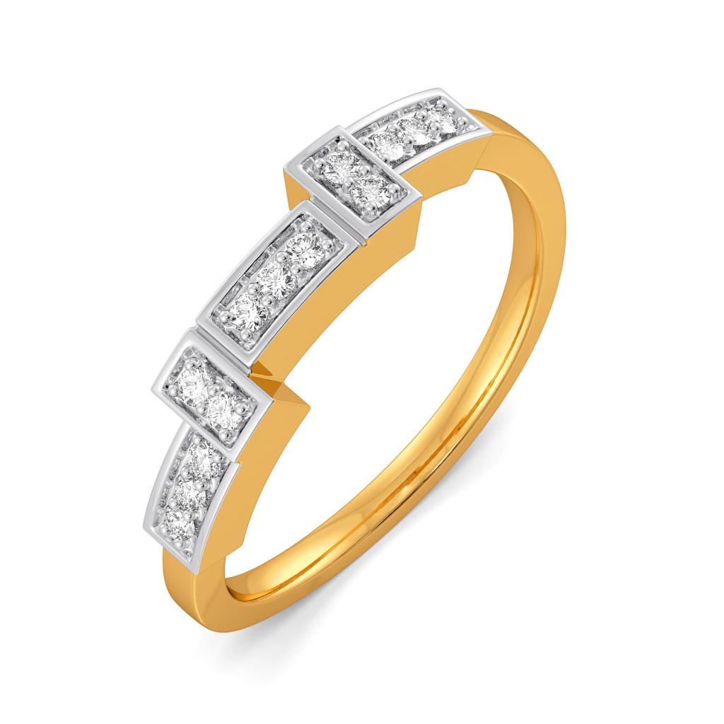 Check Mate Diamond Rings
