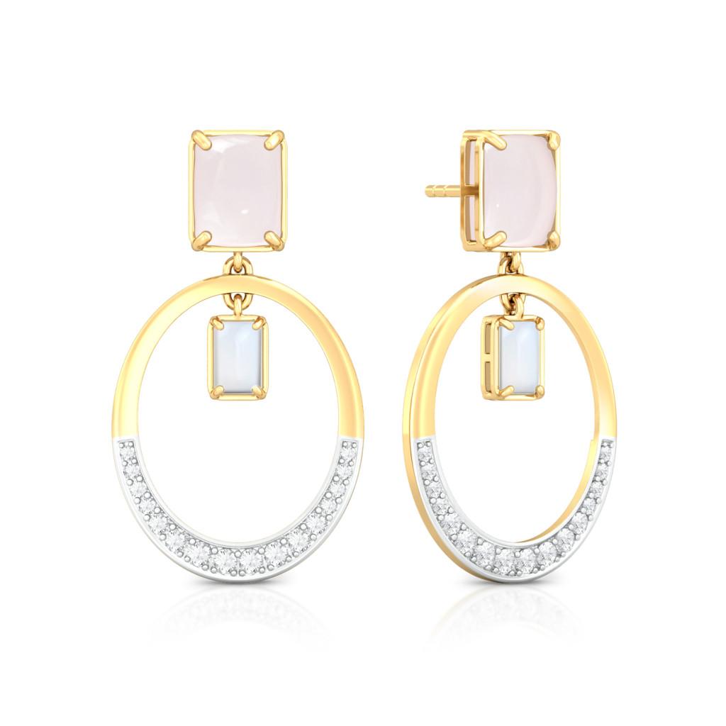 Diva Divine Diamond Earrings
