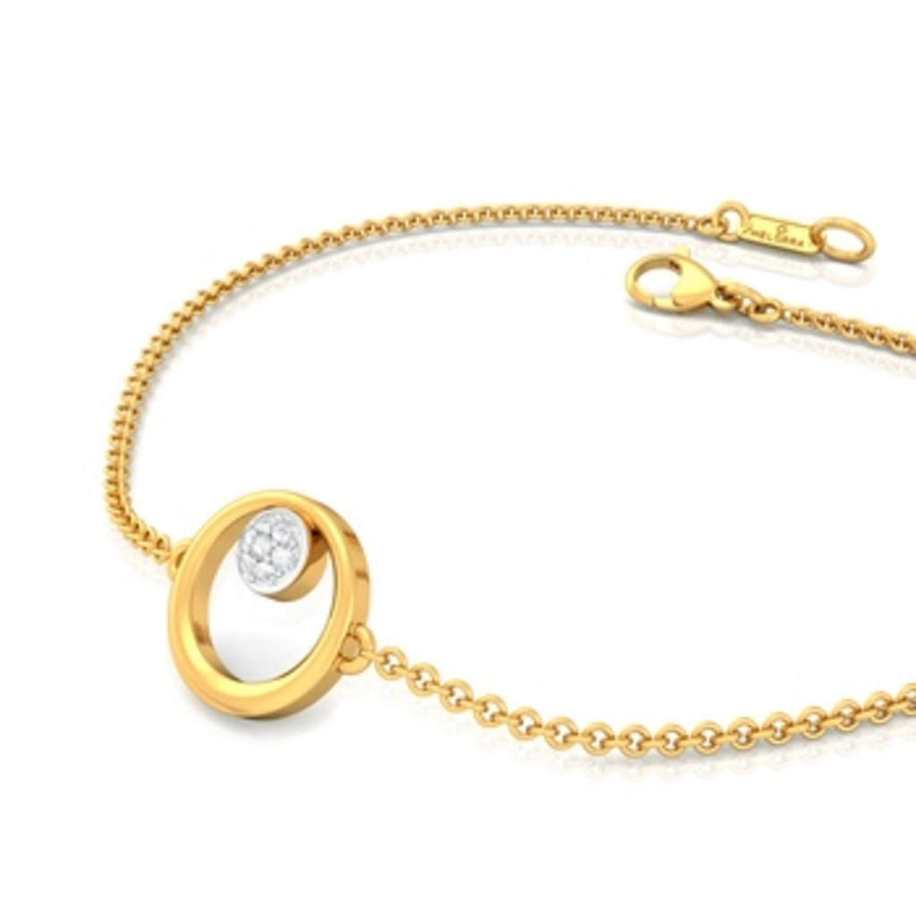 Sunflower Diamond Bracelets