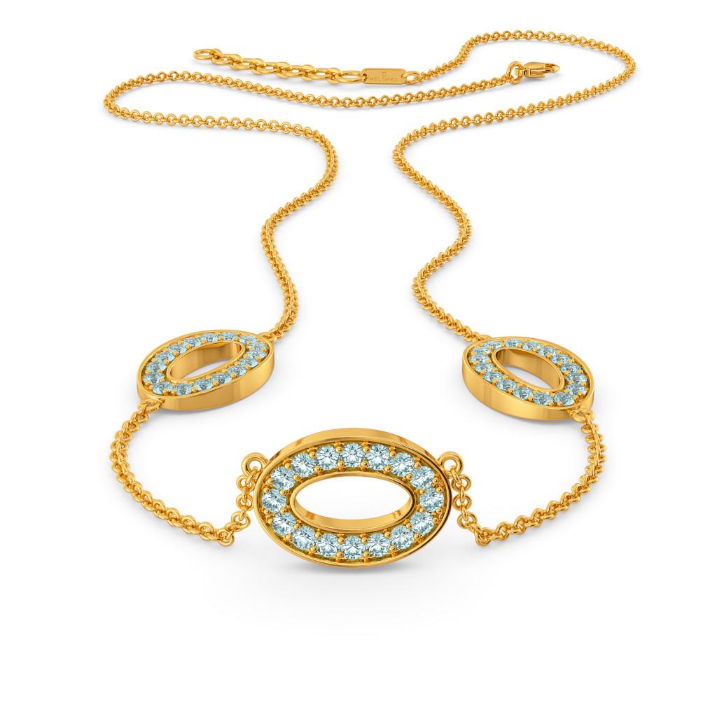 Elysian Gemstone Necklaces