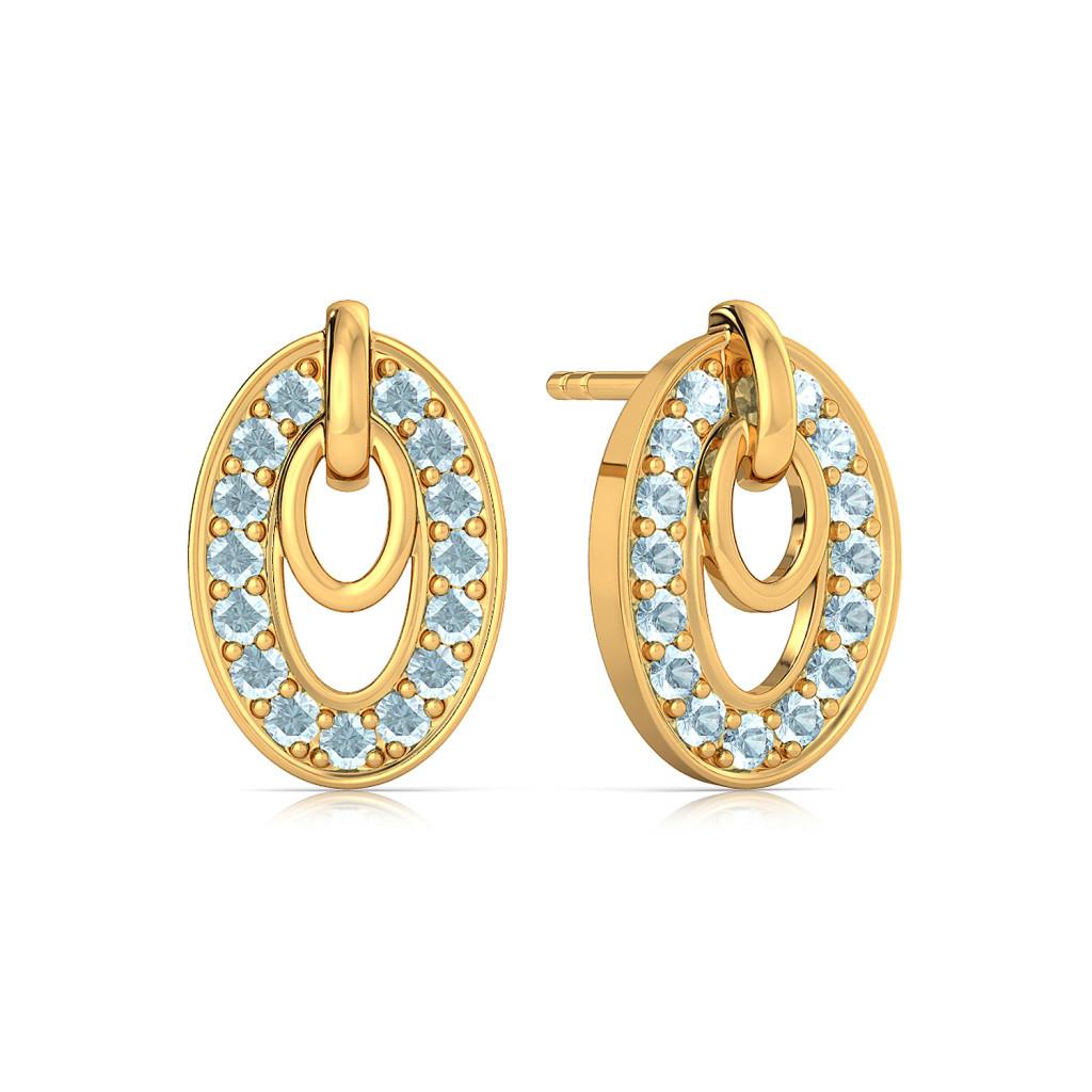 Elysian Gemstone Earrings