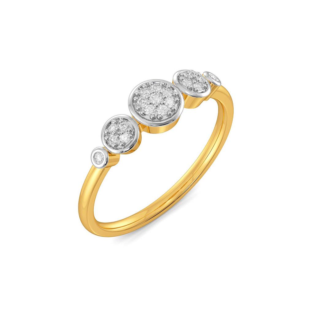 C Quins Diamond Rings